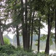 An einem See im Havelland