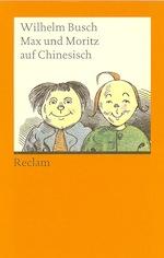 Max + Moritz auf Chinesisch